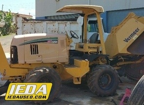 Used 2010 Vermeer RTX1250 For Sale