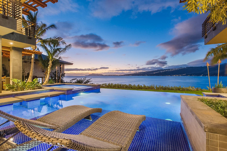 Ocean House 6 Bedroom 7.5 Bath Hawaii Kai, Oahu, Hawaii photo 1047137