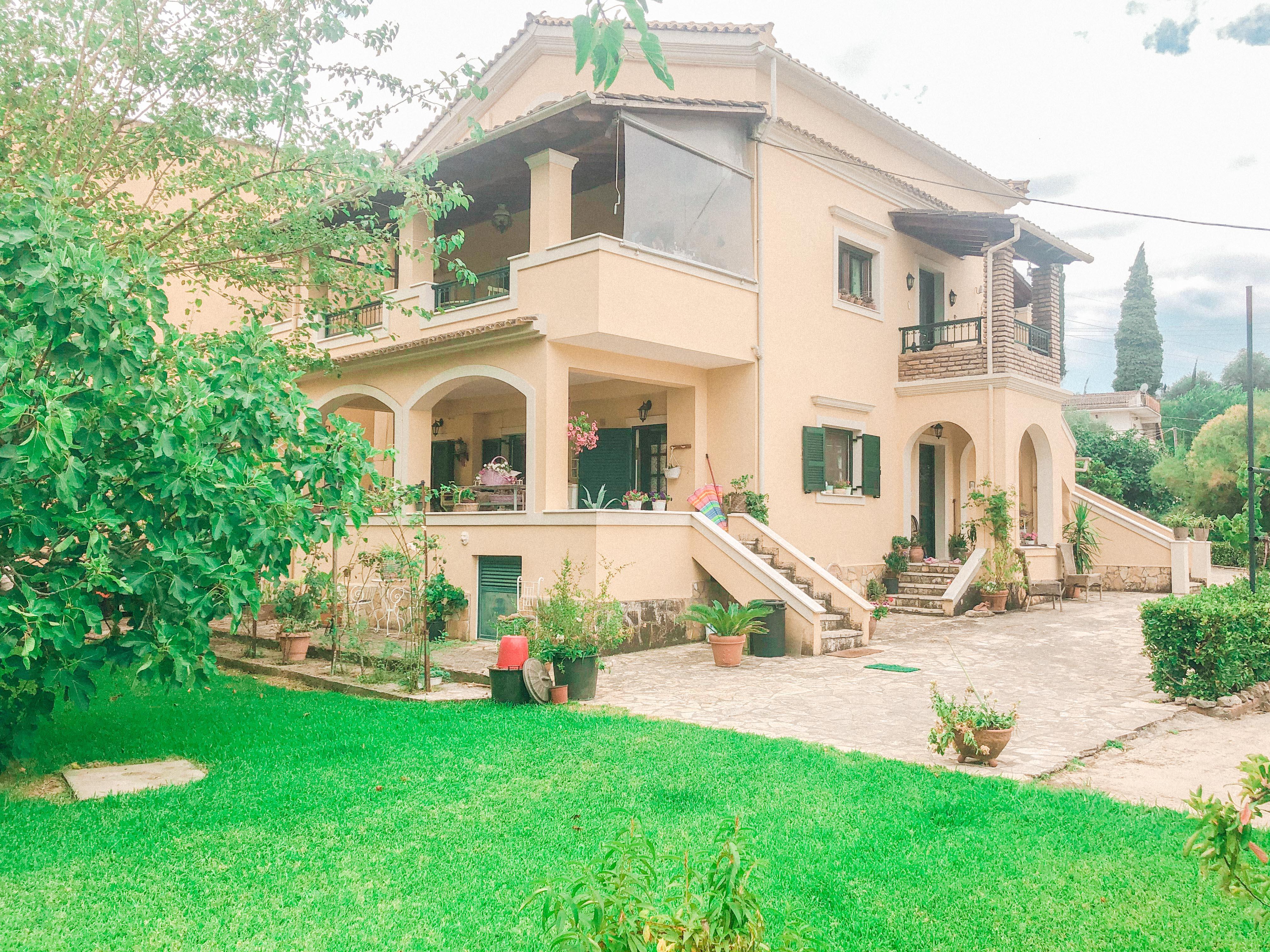 Corfu Christina's House