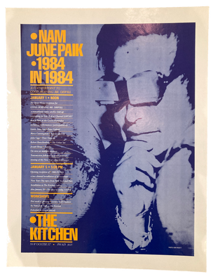 1984 in 1984: Good Morning Mr. Orwell, January 1-29, 1984 [The Kitchen Posters]