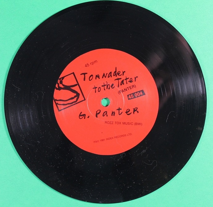 "Italian Sunglasses Movie / Tornader to the Tater [7""] thumbnail 4"