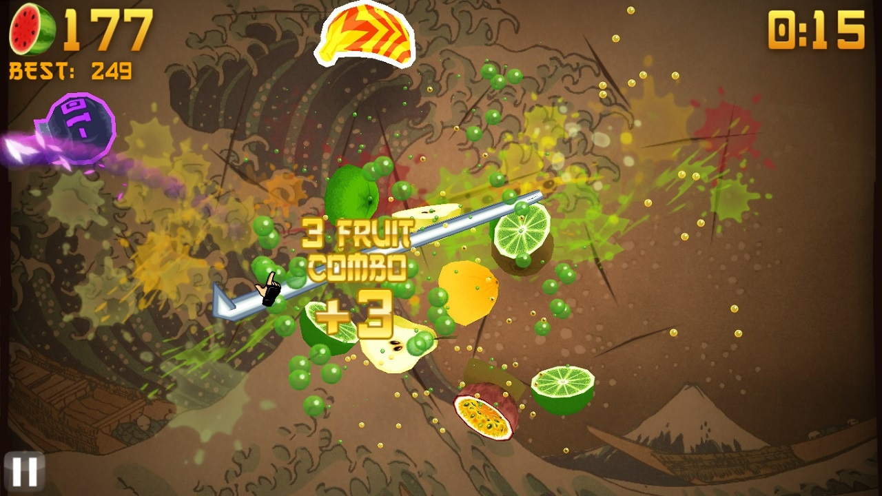 Fruit slash games - The Greatest Fruit Slicing Game In The World
