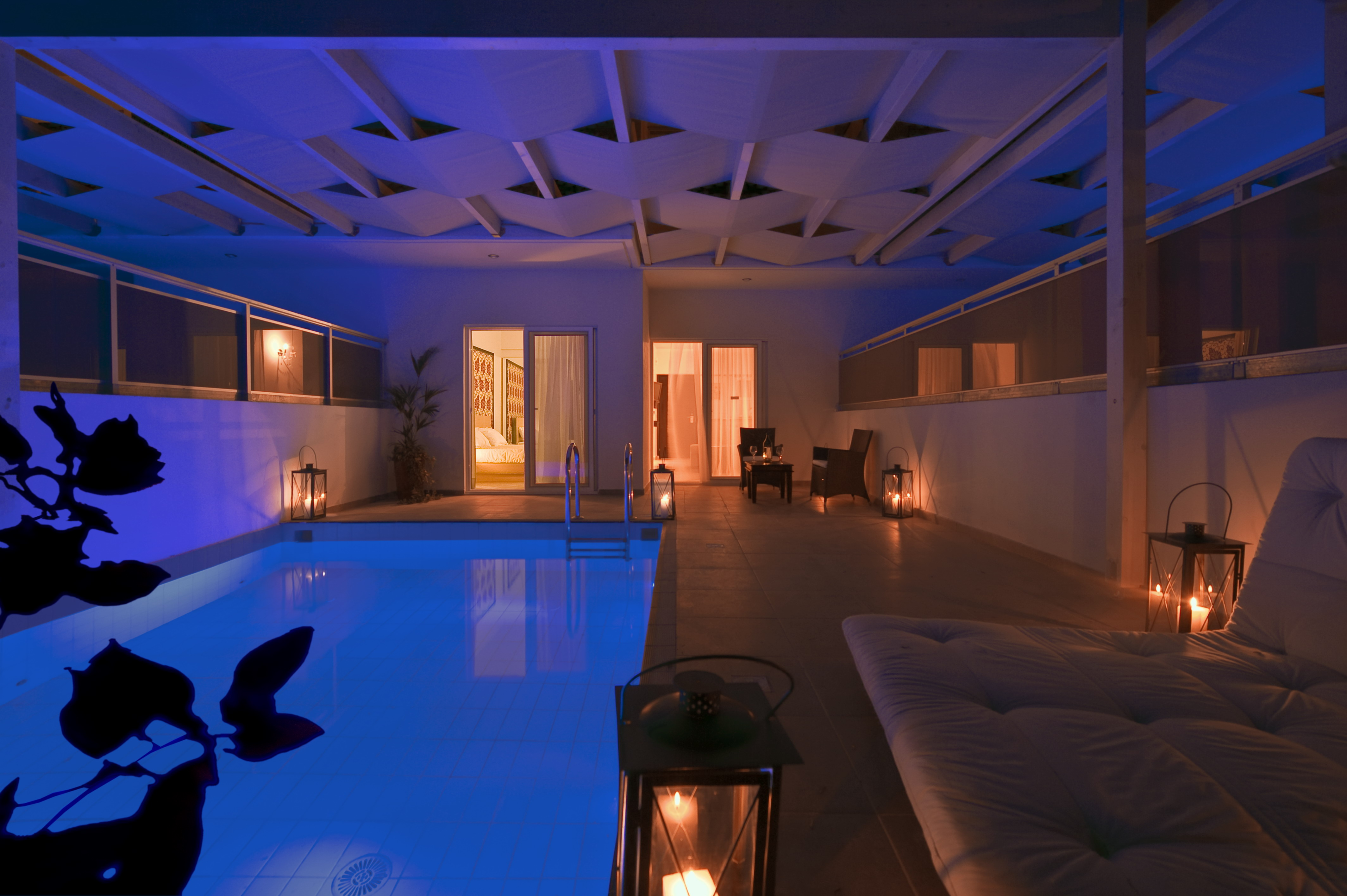 Rhodes Imperial Suite, Luxury with Private Pool