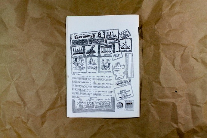 Stars & Types : International Comics Fanzine thumbnail 5