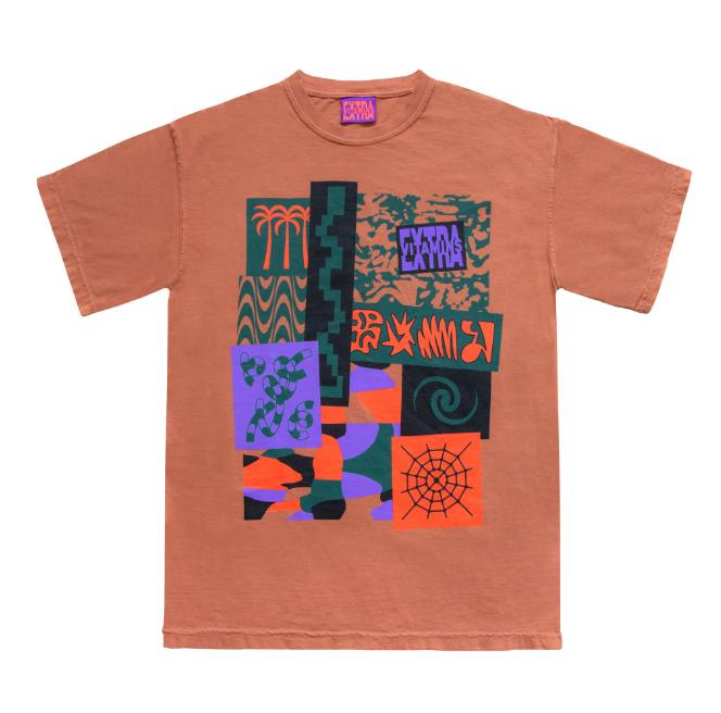 Palm Jam T-Shirt [Large]