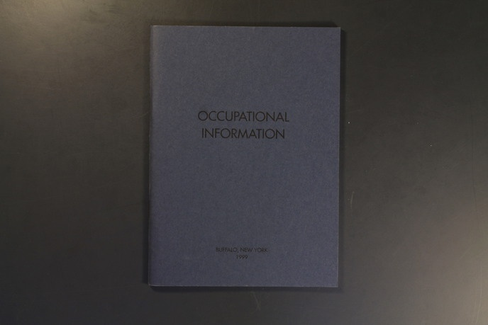 Occupational Information