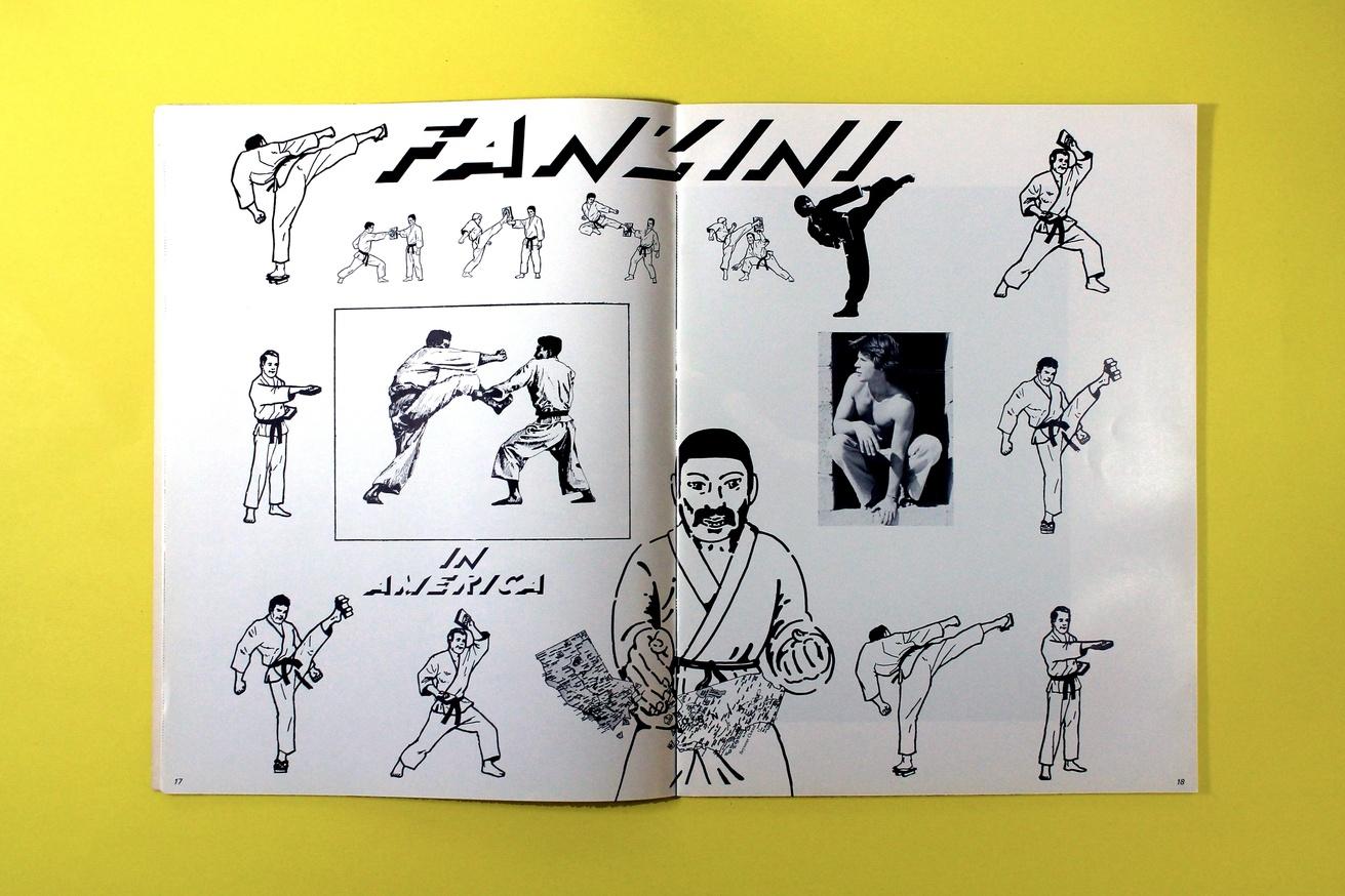 FANZINI / AMERICA thumbnail 4
