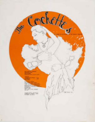The Cockettes October 1970