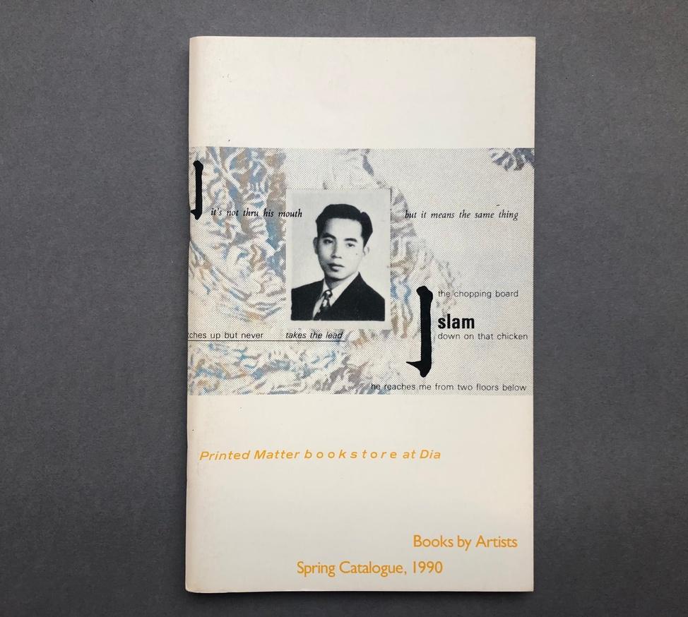 Printed Matter 1990 Spring Catalog