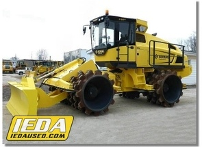 Used 2015 Bomag BC473EB-4 For Sale