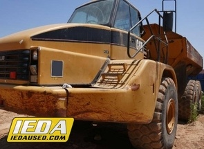 Used 2006 Caterpillar 740 For Sale
