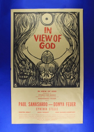 In View of God : Paul Sanasardo/Donya Fever