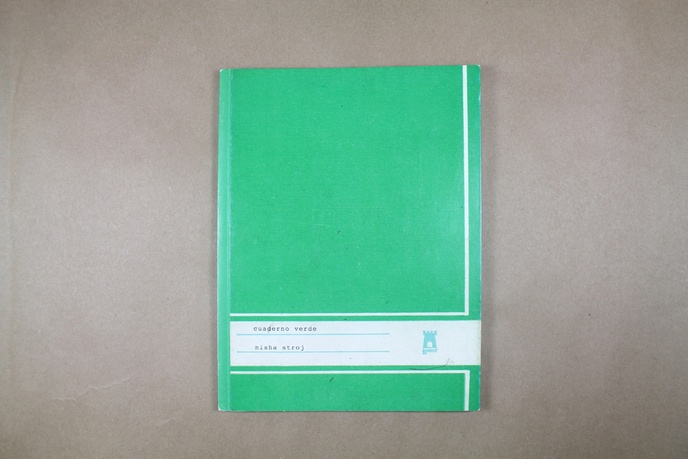 Cuaderno Verde (Green Notebook)