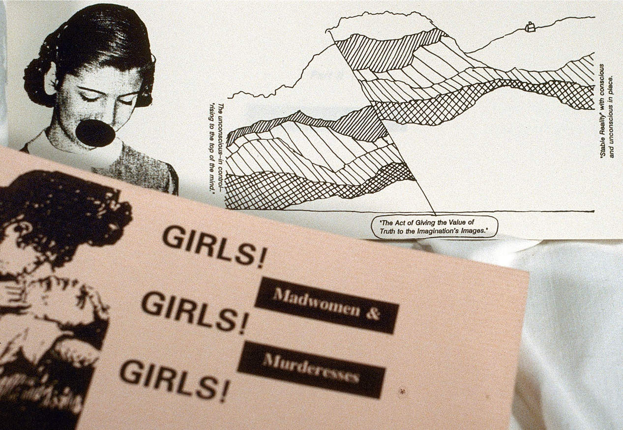 GIRLS! GIRLS! GIRLS! : Madwomen & Murderesses thumbnail 2