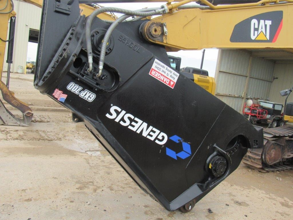 Used 2012 Caterpillar 336EL w/ Shear For Sale
