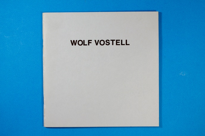 Wolf Vostell : LAICA - Los Angeles, Ars Viva! - Berlin. 1980 thumbnail 2