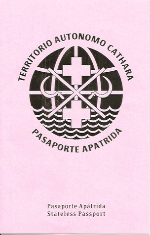 Cathara Autonomous Territory Stateless Passport (Spanish)