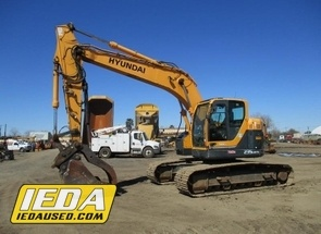 Used 2011 Hyundai ROBEX 235 LCR-9 For Sale