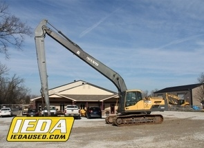 Used 2014 Volvo EC250D LR For Sale