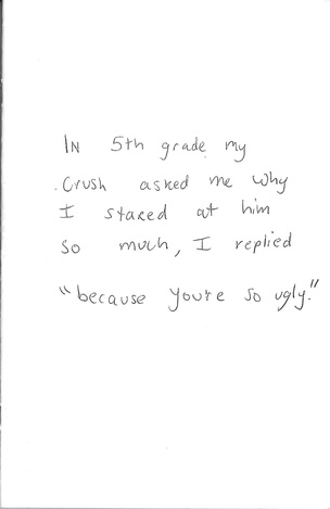 Drawings 2 (In 5th Grade...)