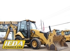 Used 2012 Caterpillar 416F For Sale