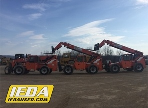 Used 2007 SkyTrak 10042 For Sale