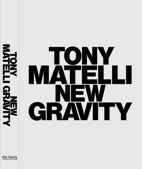 New Gravity by Tony Matelli - Launch and Signing