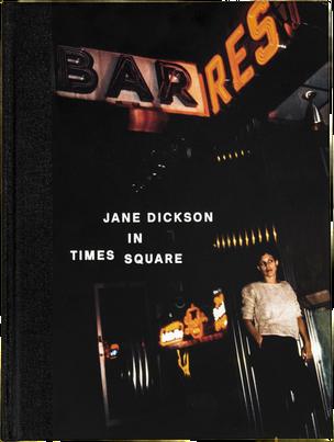 Jane Dickson In Time Square