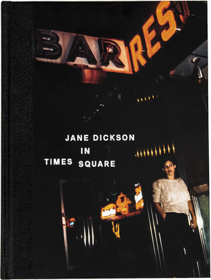 Jane Dickson In Time Square