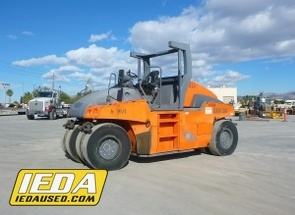 Used 2011 Hamm GRW280-28 For Sale