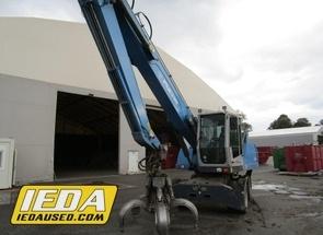 Used 2015 Fuchs MHL331E For Sale
