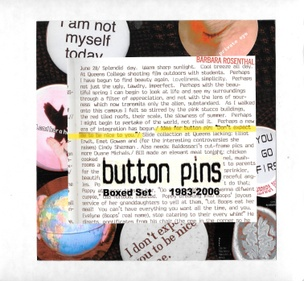 Button Pins, Boxed