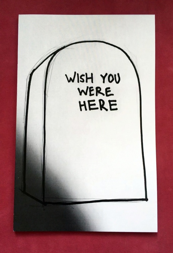 Wish You Were Here : Some Random Images Left by Dead People on My Computer 2005-2016 thumbnail 1