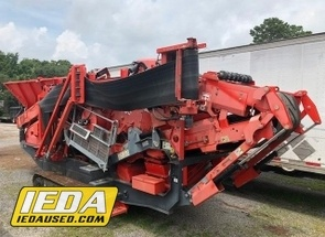 Used 2015 Terex Finlay 863 For Sale