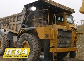 Used 1991 Caterpillar 773B For Sale