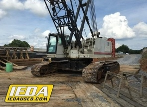 Used 2005 Link-Belt 218HSL For Sale