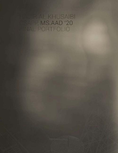 AAD Al KhusaibiHajir SP20 Portfolio.pdf_P1_cover.jpg