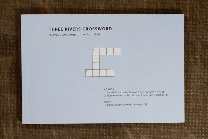 Three Rivers Crossword : A Cryptic Word-Map of the North-East