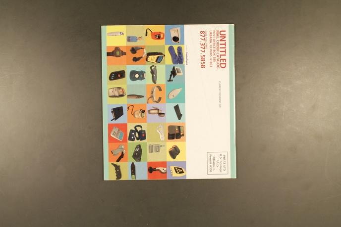 Untitled Mail Order Catalog