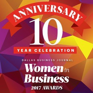 10th Anniversary Women in Business Awards Luncheon
