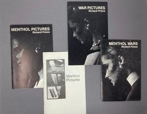War Pictures, Menthol Pictures, Menthol Wars [Set of 4]