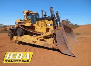Used 2008 Caterpillar D11R For Sale