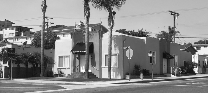 FIG. 6: San Pedro Jewish Community Center at 1903 South Cabrillo Avenue. Image courtesy of Los Angeles City Planning.