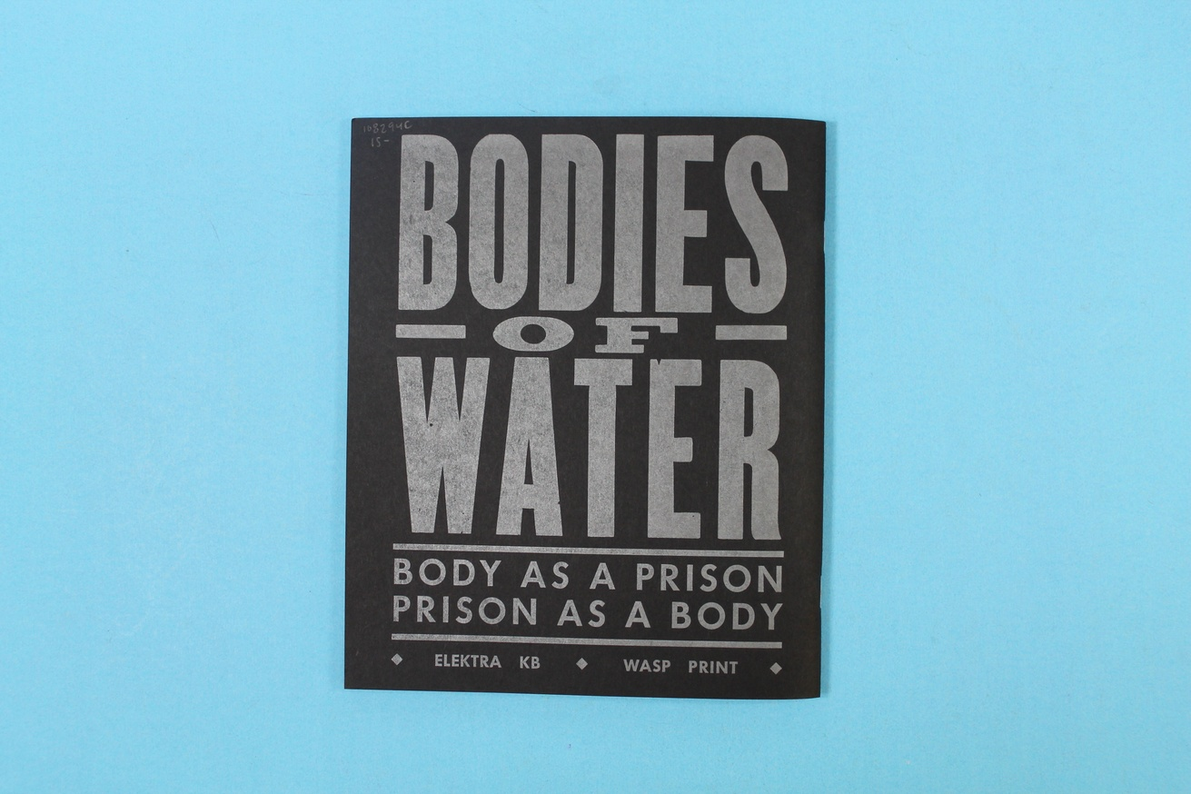 Bodies of Water : Body as Prison / Prison as Body thumbnail 2