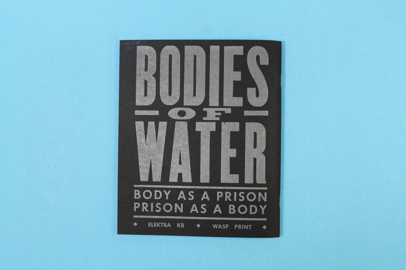 Bodies of Water : Body as Prison / Prison as Body thumbnail 2