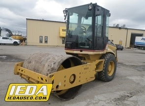 Used 2007 Caterpillar CS-423E For Sale
