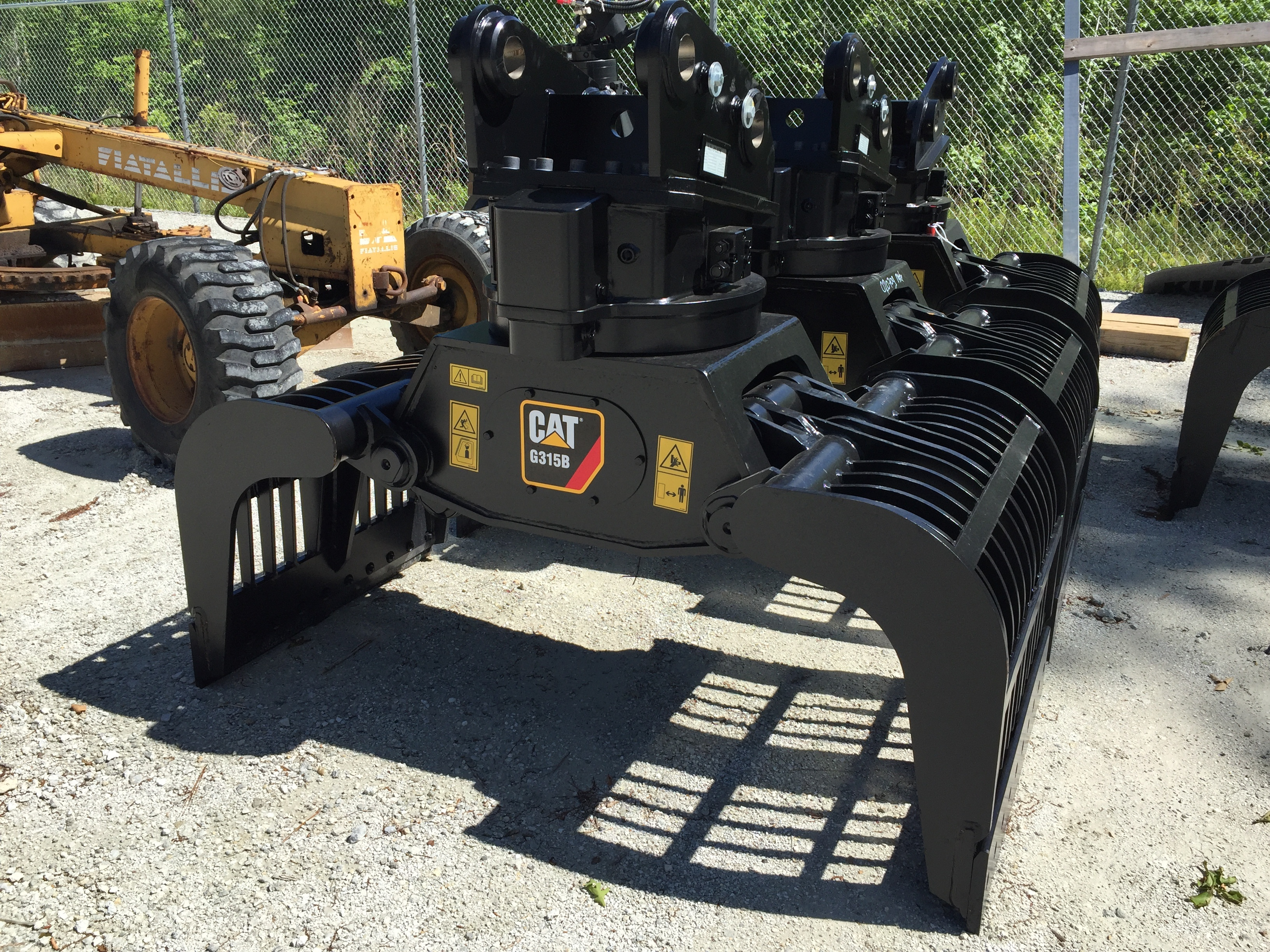 Used 2018 Caterpillar G315B For Sale