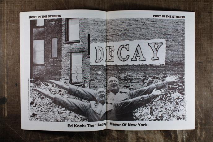 Upfront : A Publication of Political Art Documentation / Distribution thumbnail 3