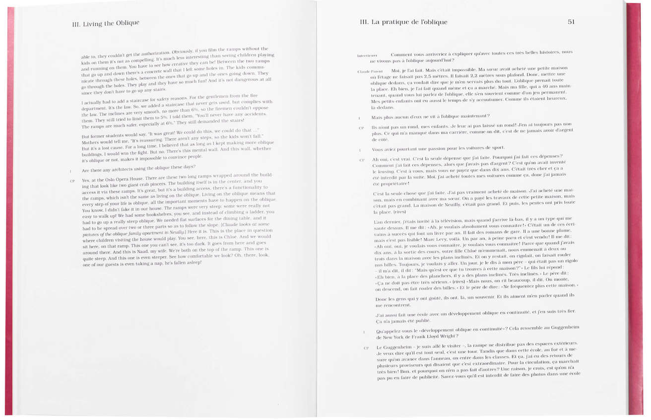 Oblique Time With Claude Parent thumbnail 3