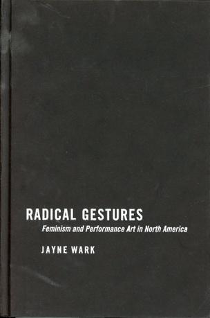 Radical Gesture [Hardback]
